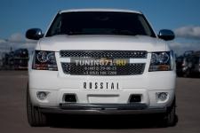 Chevrolet Tahoe 2012 Защита переднего бампера d76/63 CTHZ-000927